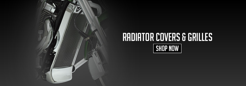 Shop Metric Cruiser Radiator Covers & Grilles