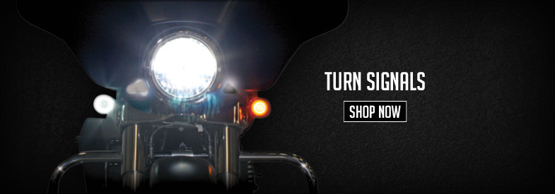 Shop Motorcycle Turn Signals