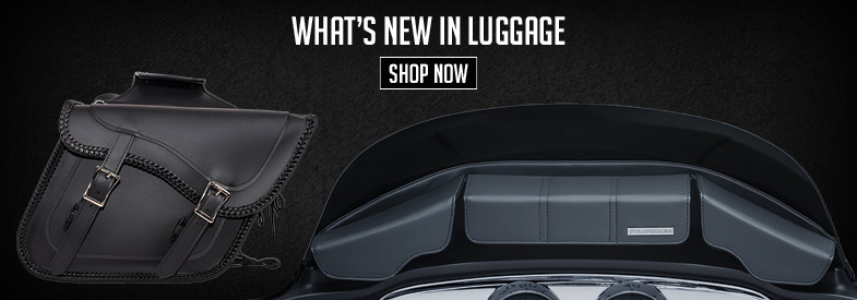 Shop New Harley-Davidson Luggage