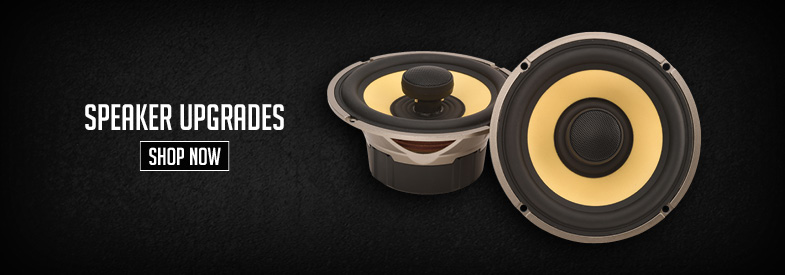 Shop Harley-Davidson Motorcycle Speakers & Amps