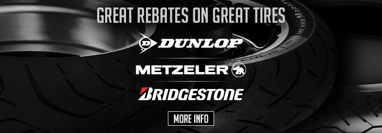 Tire Rebates. Shop Now.
