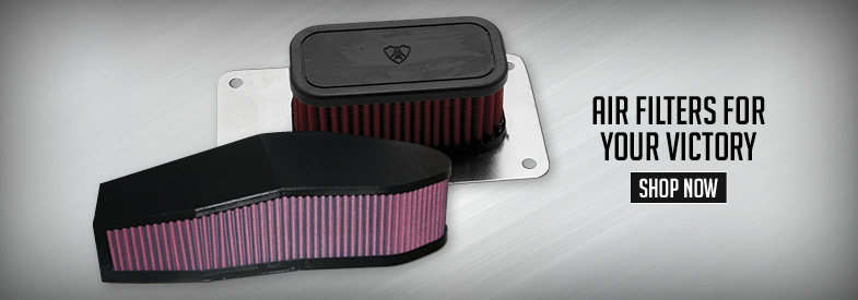 Shop Victory Motorcycle Air Filter Elements