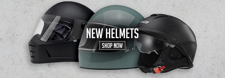 Shop New Helmets
