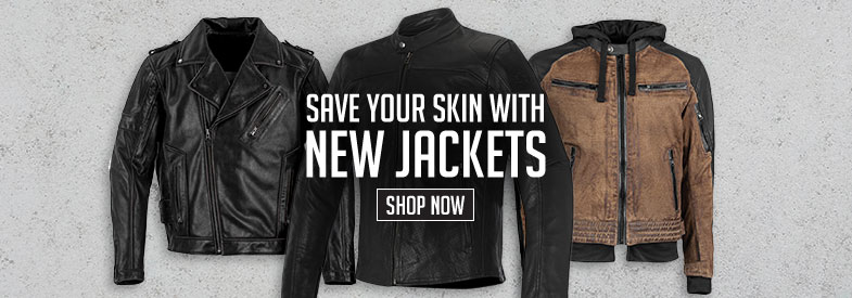 Shop All New Jackets