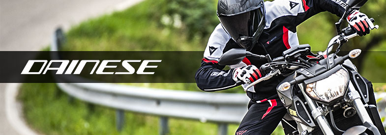 Shop Dainese Now!