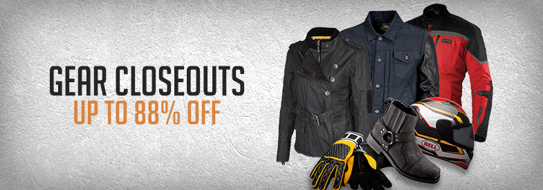 Shop Closeout Gear