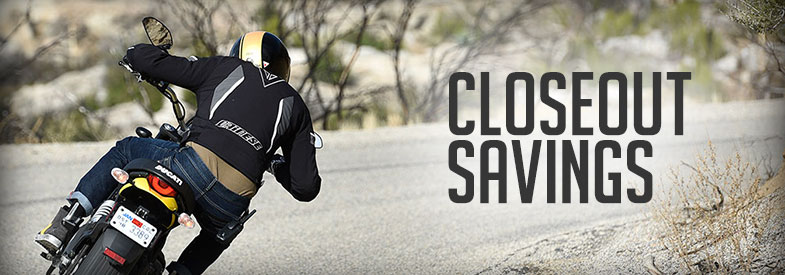 Closeout Sportbike Motorcycle Parts
