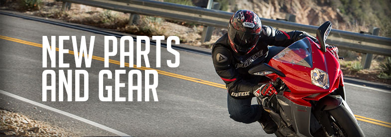 New Sportbike Motorcycle Parts