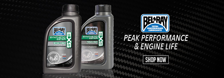 Shop Bel-Ray Sportbike Oils & Chemicals!