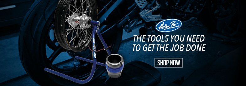 Shop Motion Pro Sportbike Workshop & Transport!