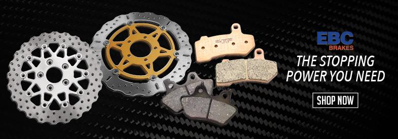 Shop EBC Sportbike Brakes!