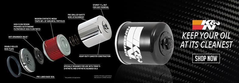 Shop K&N Sportbike Engines