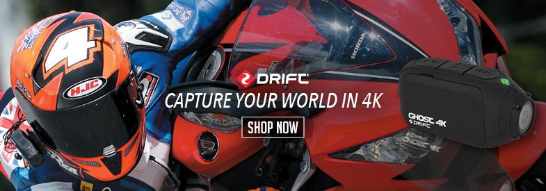 Shop Drift Sportbike Audio & Electronics!