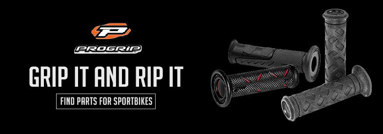 Shop Progrip Sportbike Grips!