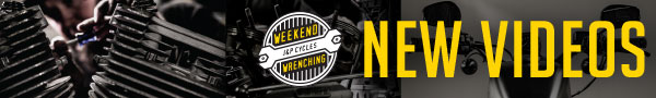Weekend Wrenching Video's. Watch Now.