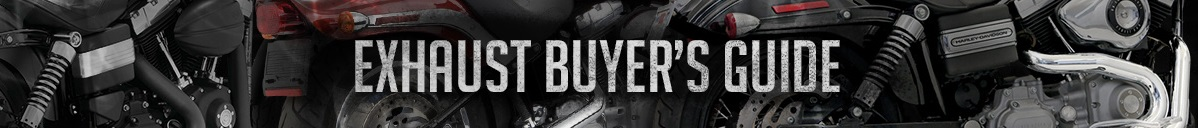 Exhaust Buyer's Guide. Shop Now!