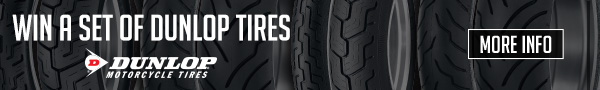 Register to Win a Set of Dunlop Tires!