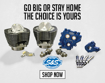 Shop S & S Engines