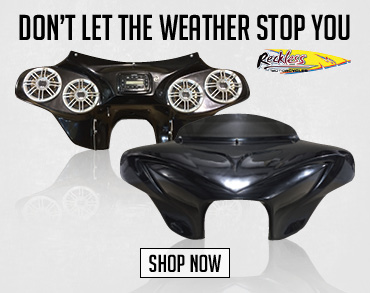 Reckless Windshields and Fairing. Shop Now.