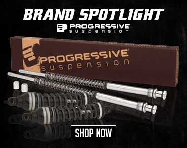 Progressive Suspension. Shop Now.