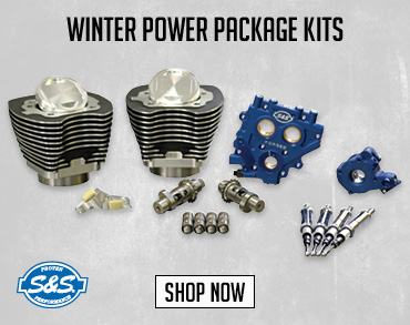 Shop Power Package Kit