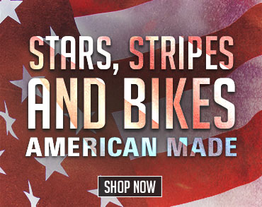 American Made. Shop Now.