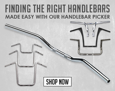 New Handlebar Picker. Shop Now.