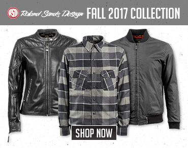 Roland Sand Design Fall Collection. Shop Now