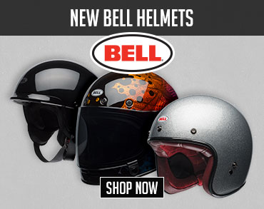 New Bell Helmets. Shop now!