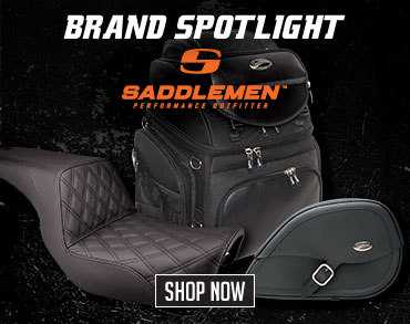 Brand Spotlight Saddlemen. Shop Now