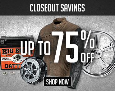 Shop Closeout, Save Up to 75% Off!