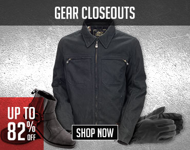 Shop Gear Closeouts Now!