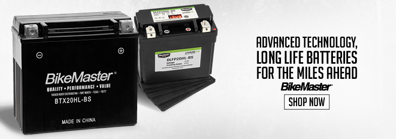 Shop BikeMaster Batteries