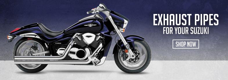 Shop Suzuki Exhaust Pipes