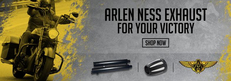 Shop Arlen Ness Exhaust