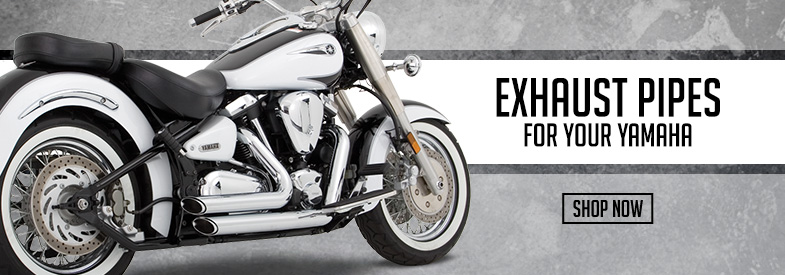 Shop Yamaha Exhaust Pipes