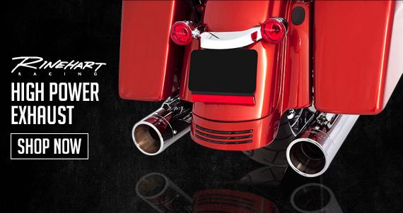 Rinehart High Power Exhaust. Shop Now