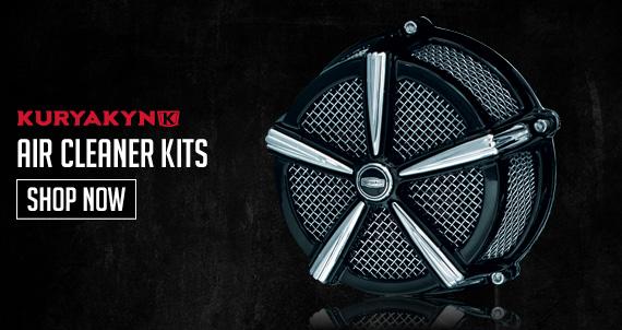 Kuryakyn Air Cleaner Kits