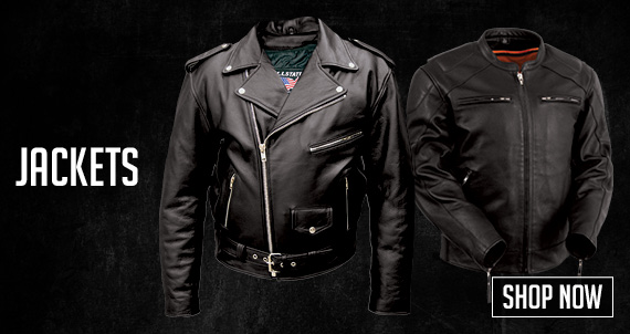 Motorcycle Jackets. Shop Now!