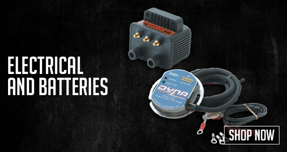 Electrical and Batteries. Shop Now!
