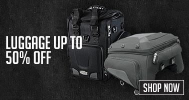 Motorcycle Luggage on Sale. Shop Now.