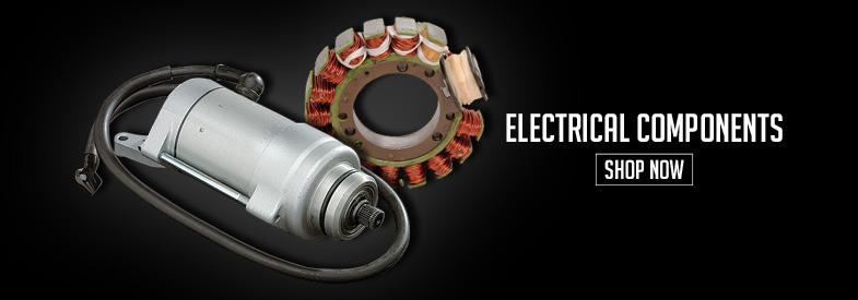 Shop Ricks Motorsport Electrical & Batteries