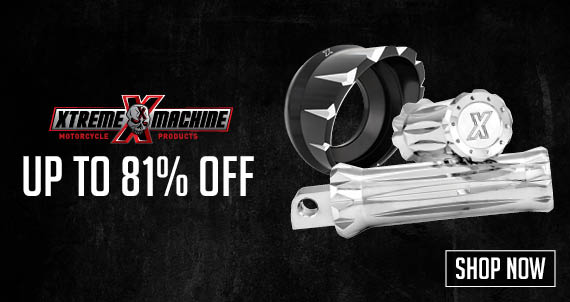 Xtreme Machine Parts & Accessories. Shop Now!
