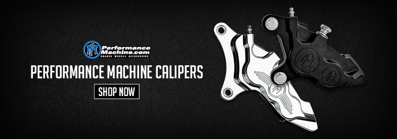 Shop Performance Machine Brake Calipers