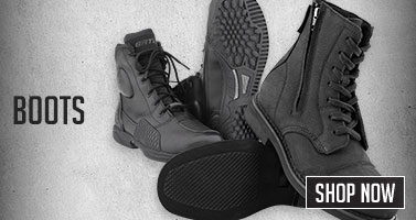 Motorcycle Boots. Shop Now!