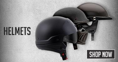 Motorcycle Helmets. Shop Now