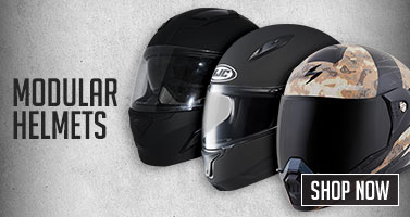 Modular Motorcycle Helmets. Shop Now