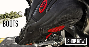 Shop Sportbike Boots Now