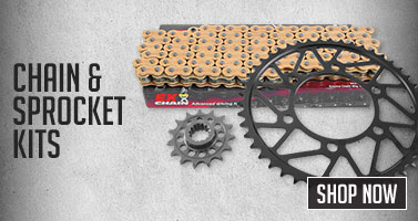 Shop Sportbike Chain & Sprocket Kits Now