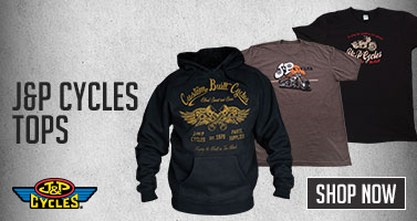 Shop J&P Cycles Motorcycle Clothing Now!